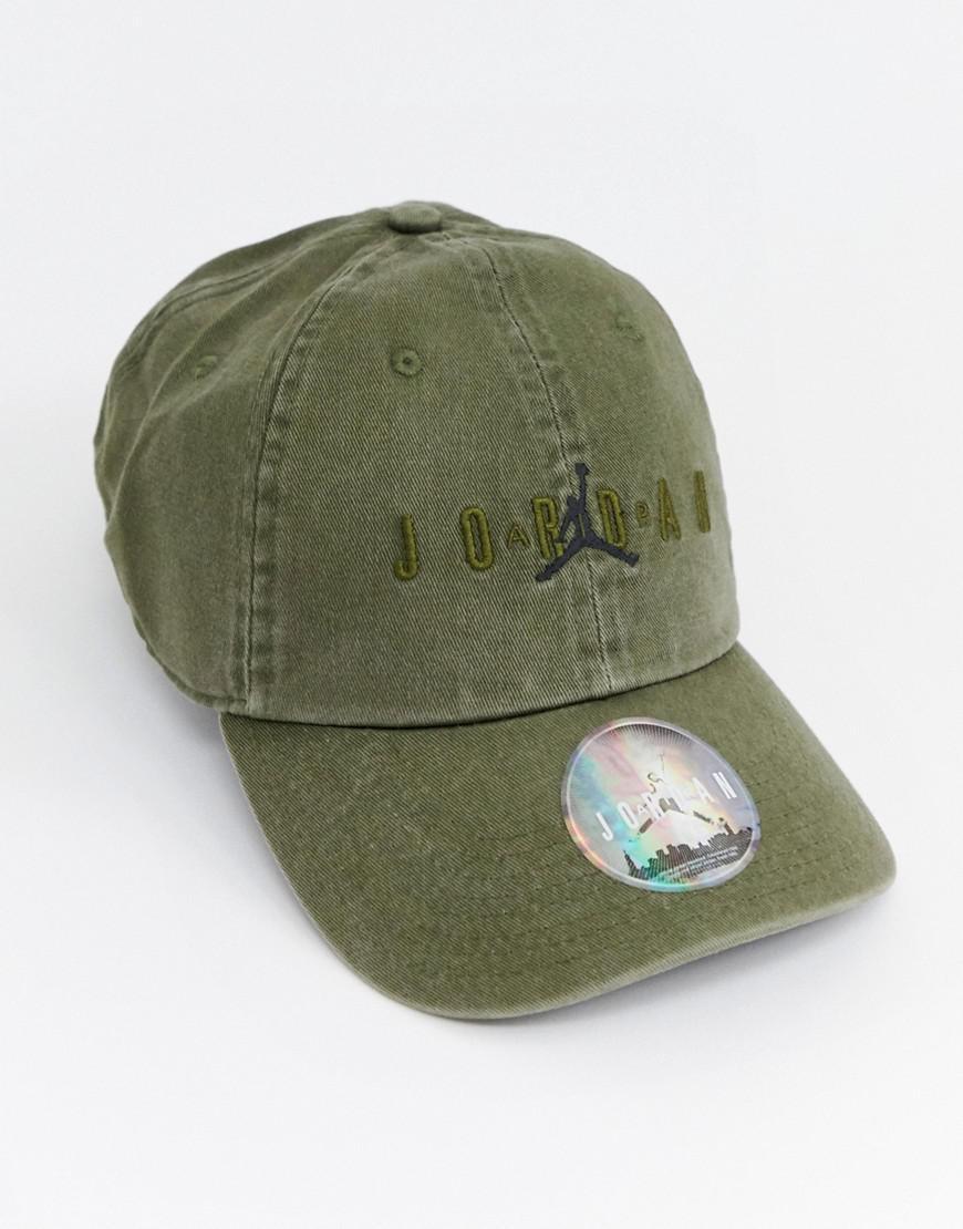 74257f420c1 Nike Nike H86 Cap In Khaki Aa1306-395 in Green for Men - Lyst