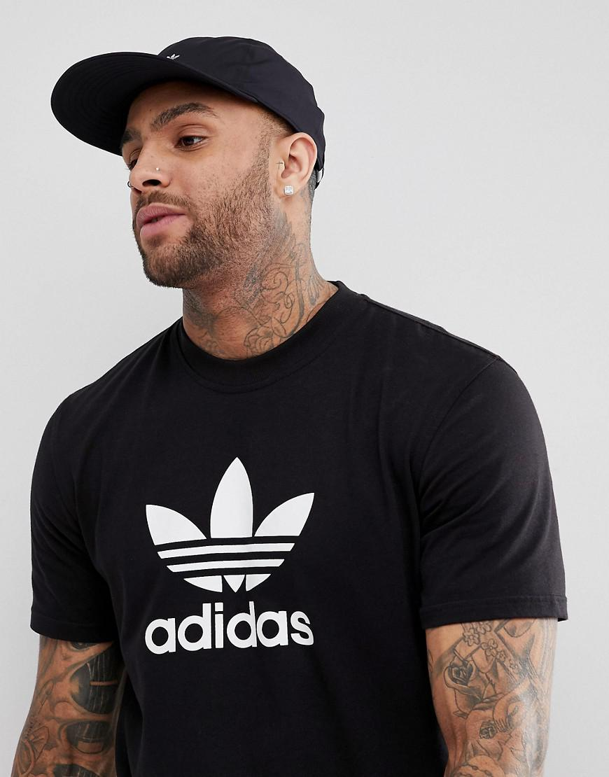 Purchase Online Free Shipping Footlocker Pictures adicolor T-Shirt With Trefoil Logo In Black CW0709 - Black adidas Originals Wholesale Price Online Free Shipping Collections Discount Browse ddNNu