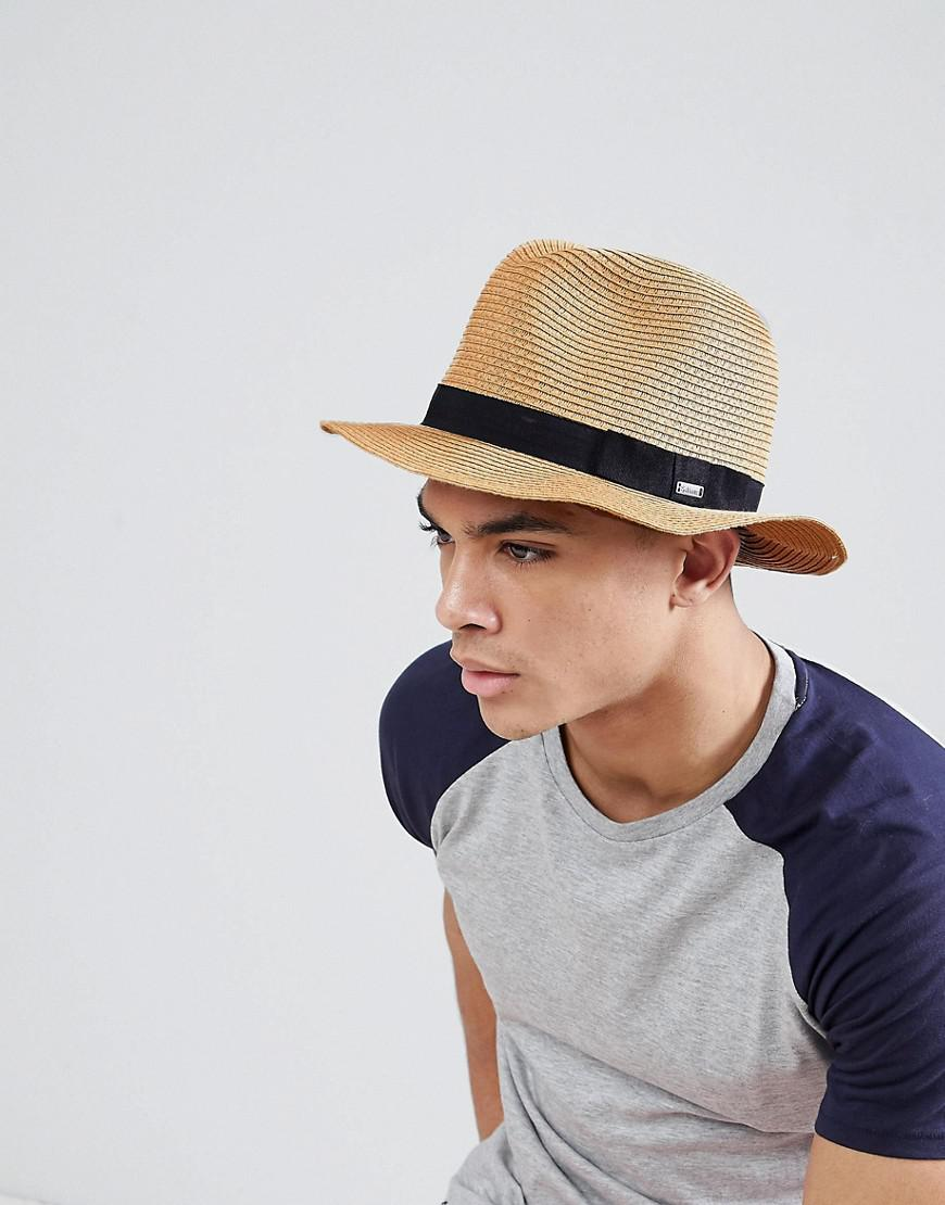 Mens Summer Hats Macys - Parchment N Lead 546ad59ed54