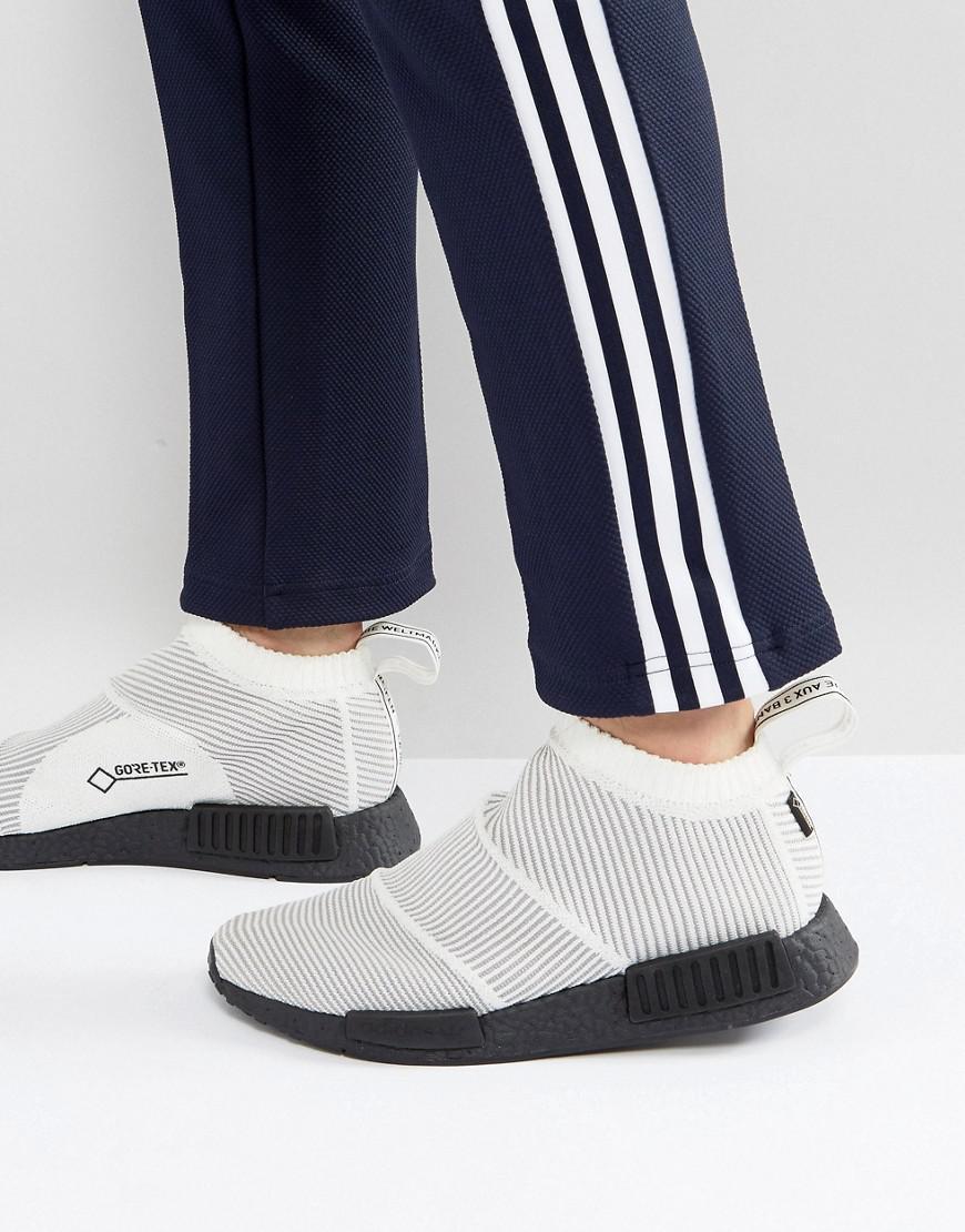 Nmd Cs Primeknit Shoes White