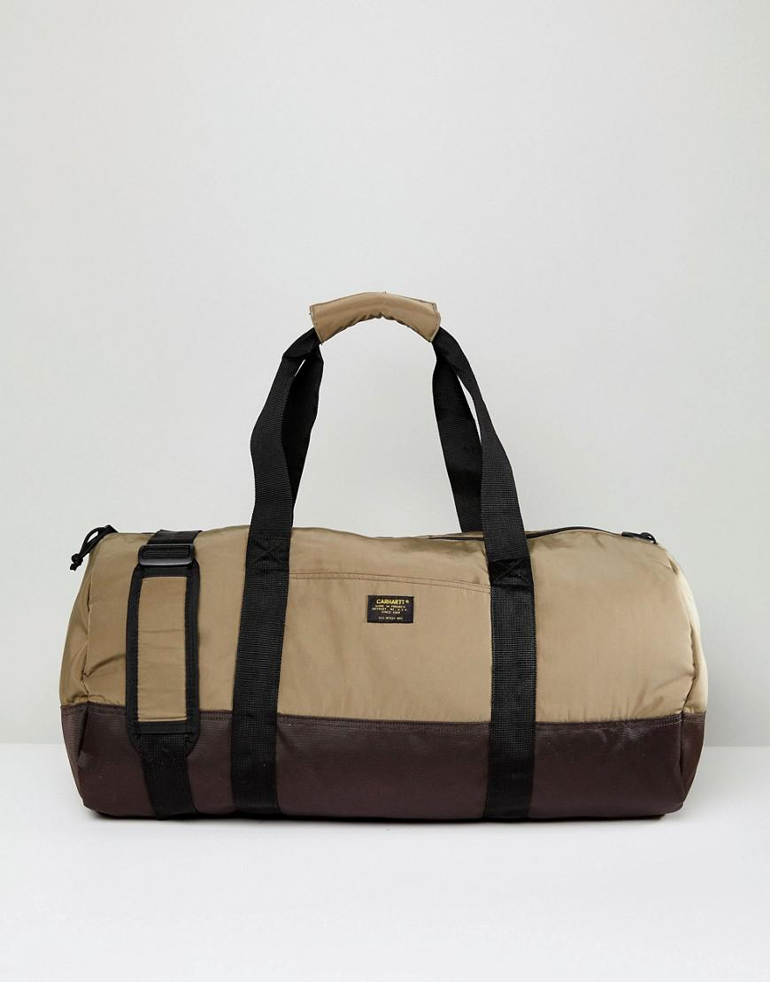2251afe135 Carhartt WIP Military Duffle Bag In Green in Green for Men - Lyst