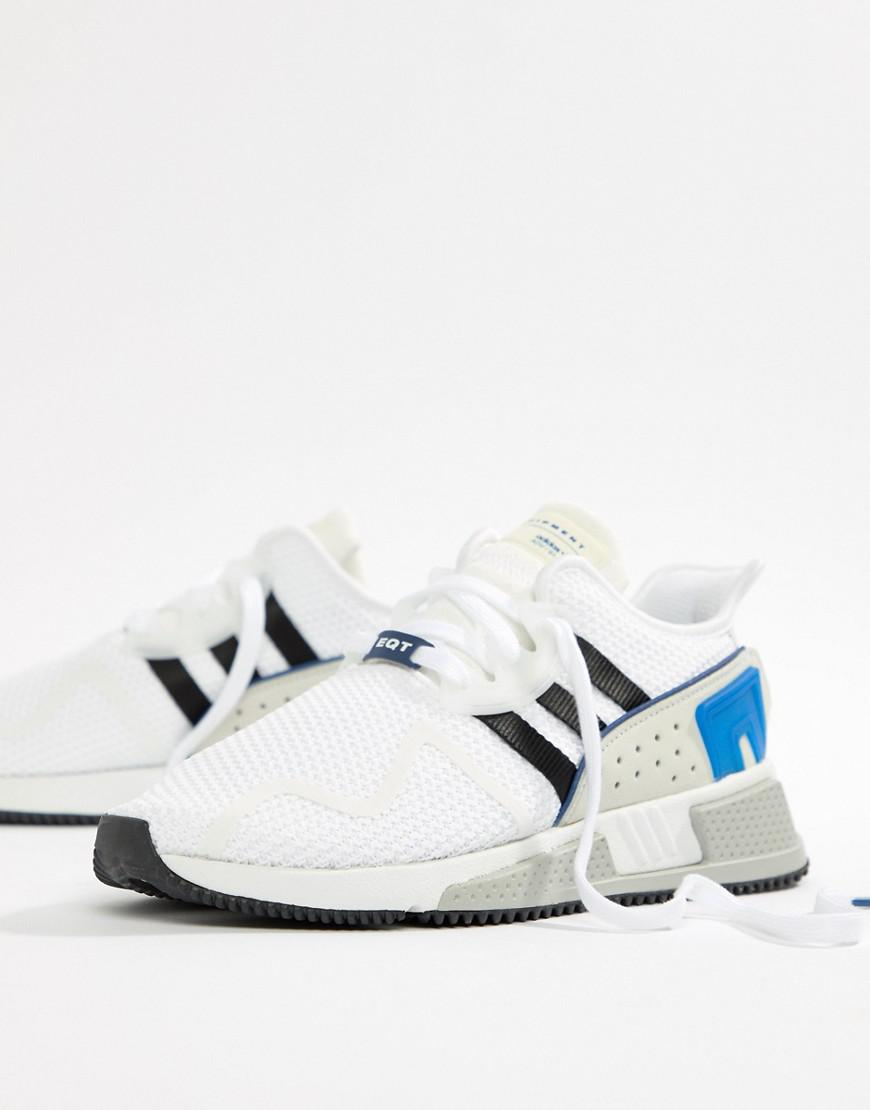 adidas Originals Eqt Cushion Adv Sneakers In White Cq2379 in White for Men  - Lyst 8974b07f389c
