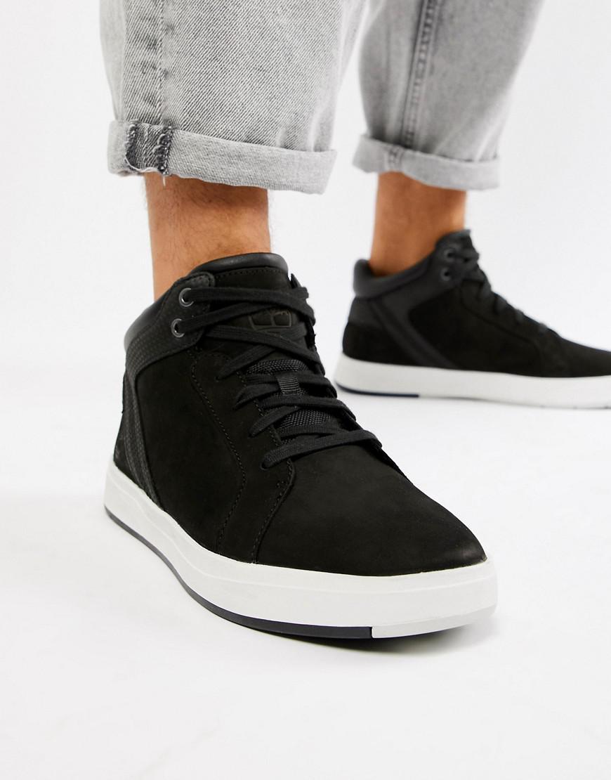 d57e953218e1f Lyst - Timberland Davis Square Chukka Boots In Black in Black for Men