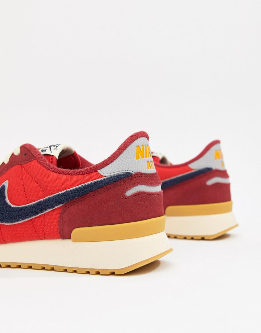 4448bd81bffc Nike Air Vortex Se Trainers In Red 918246-600 in Red for Men - Lyst