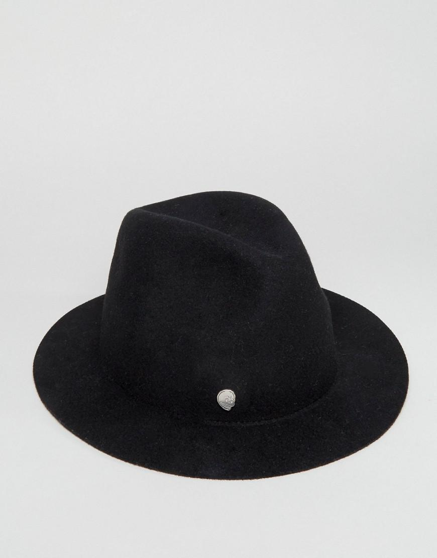 Lyst - Cheap Monday Trilby Hat in Black 8c3808bc2a9