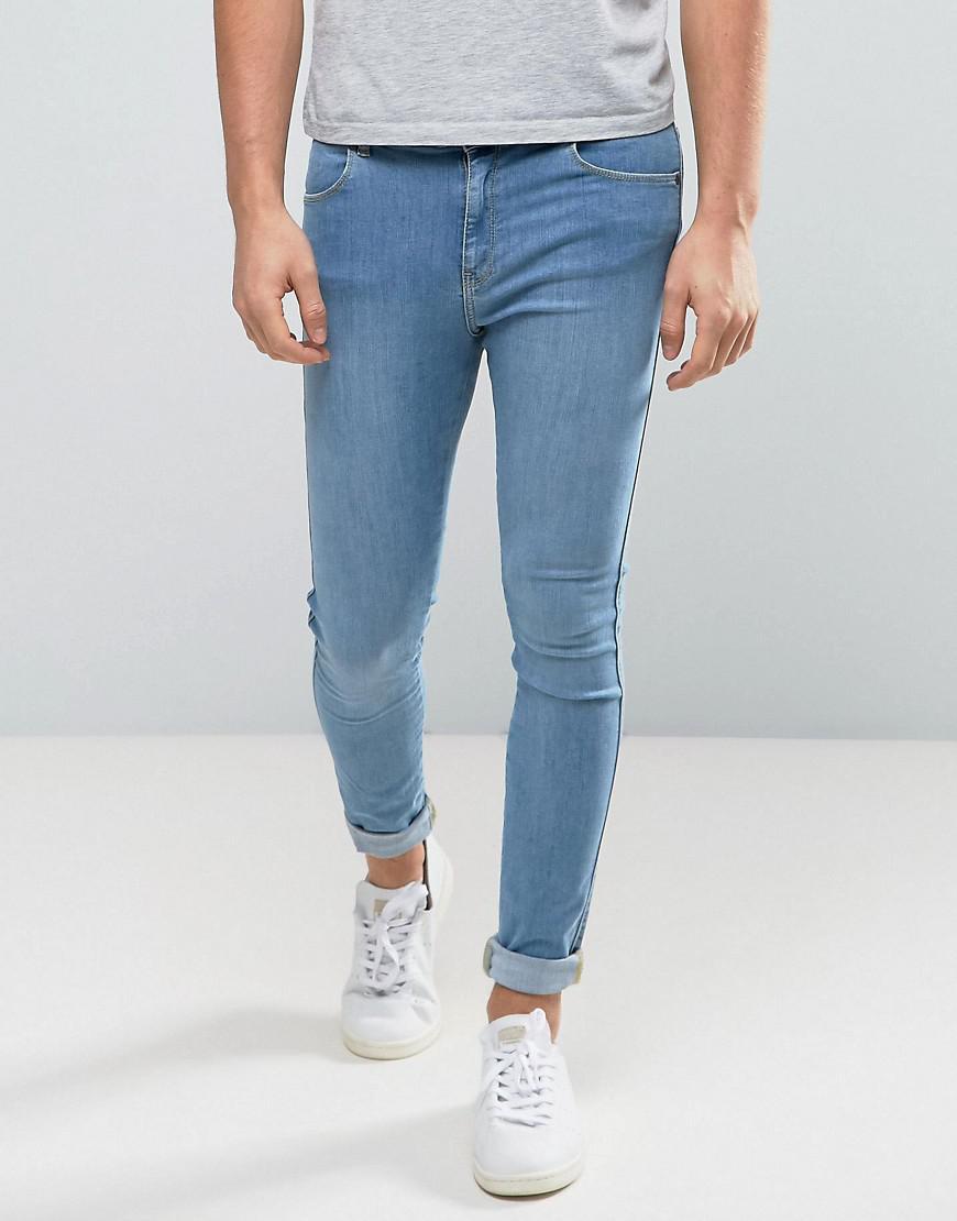 Lexy Mid Rise Skinny Jean - Pure Light Blue Dr. Lexy Mi Hausse Maigre Jean - Lumière Pure Dr Bleu. Denim Toile De Jean KySMlq8