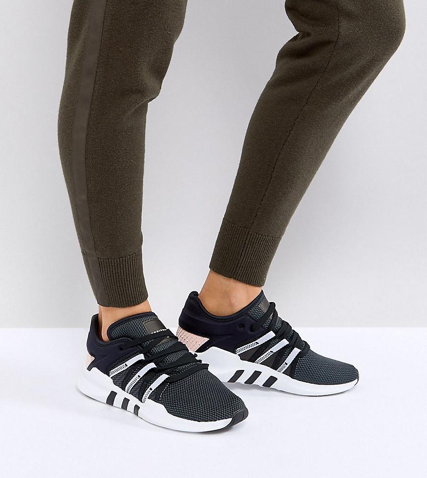 nice shoes d04b1 498b6 Lyst - adidas Originals Originals Eqt Racing Adv Trainers In