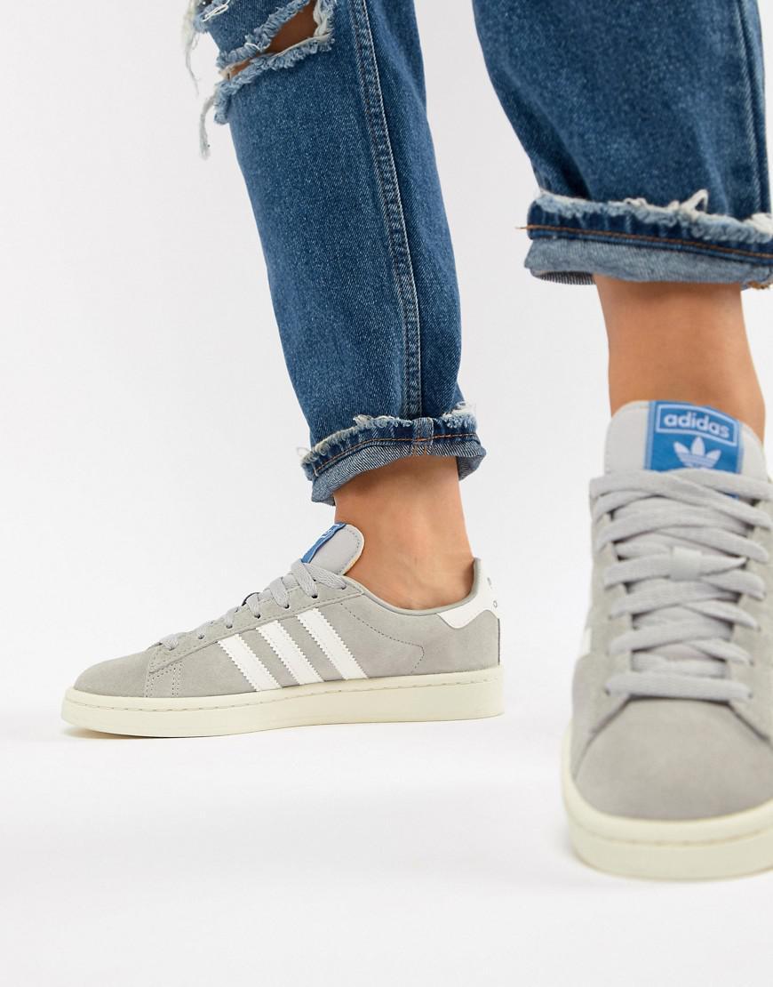 Lyst Adidas Originali Campus Scarpe In Gray In Grigio Per Gli Uomini.