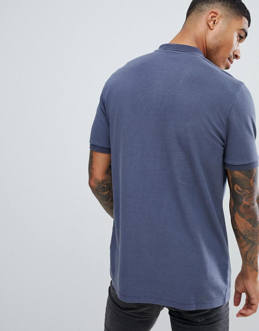 c9ddf435 Bolongaro Trevor Logo Polo Shirt in Blue for Men - Lyst