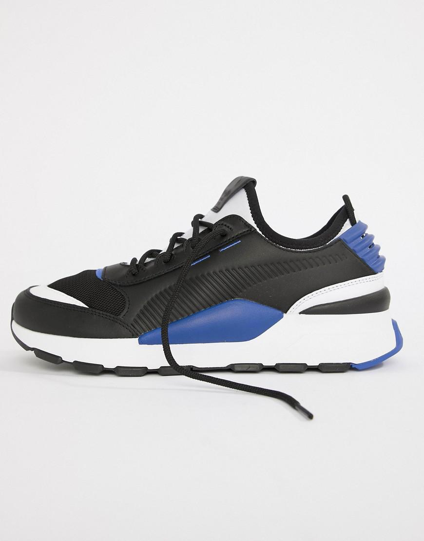 83cc683d222c PUMA Rs-0 Sound Sneakers In Black 36689002 in Black for Men - Lyst