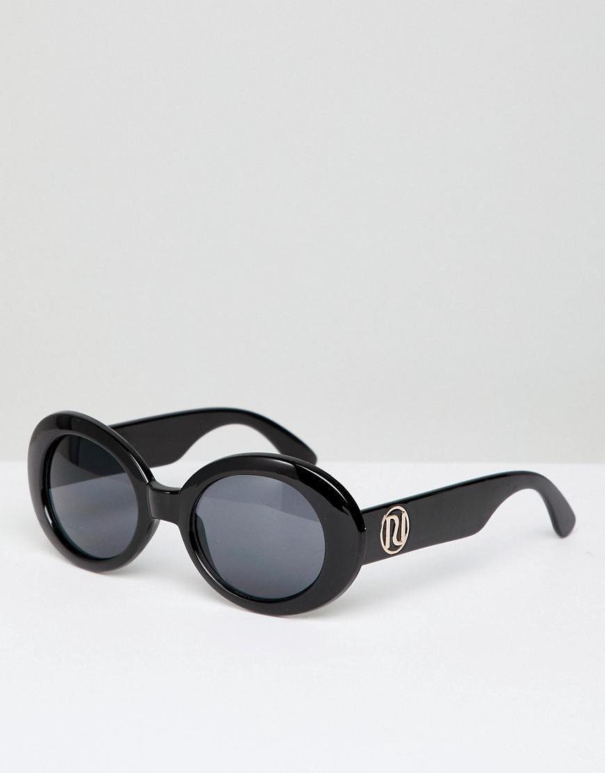 Womens White faux pearl cat eye sunglasses River Island 7kjfbWd