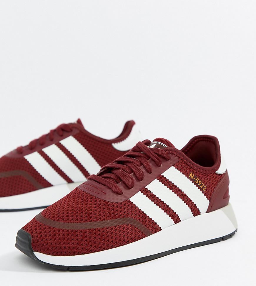 Adidas Originals Formateurs Coureur N-5923 En Bourgogne - Rouge oc4Wxq0VK