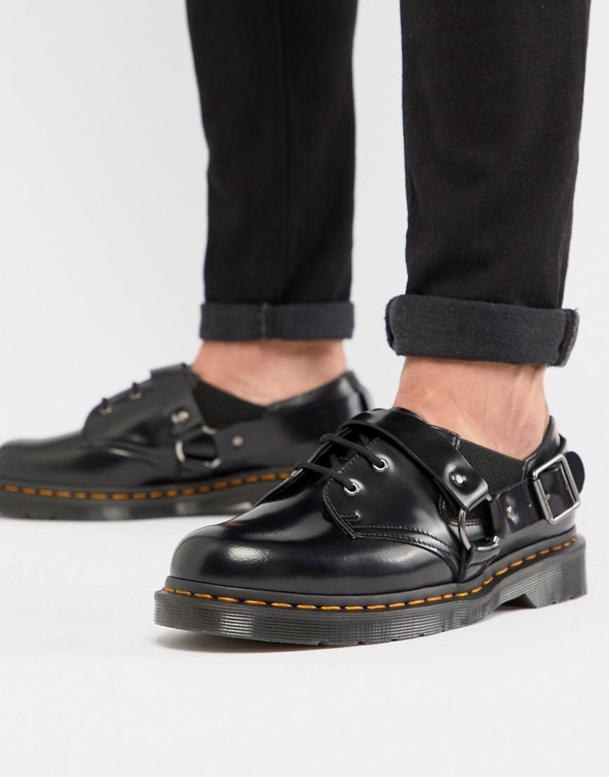 da1e60f0751e2 Dr. Martens Fulmar Shoes In Black in Black for Men - Lyst