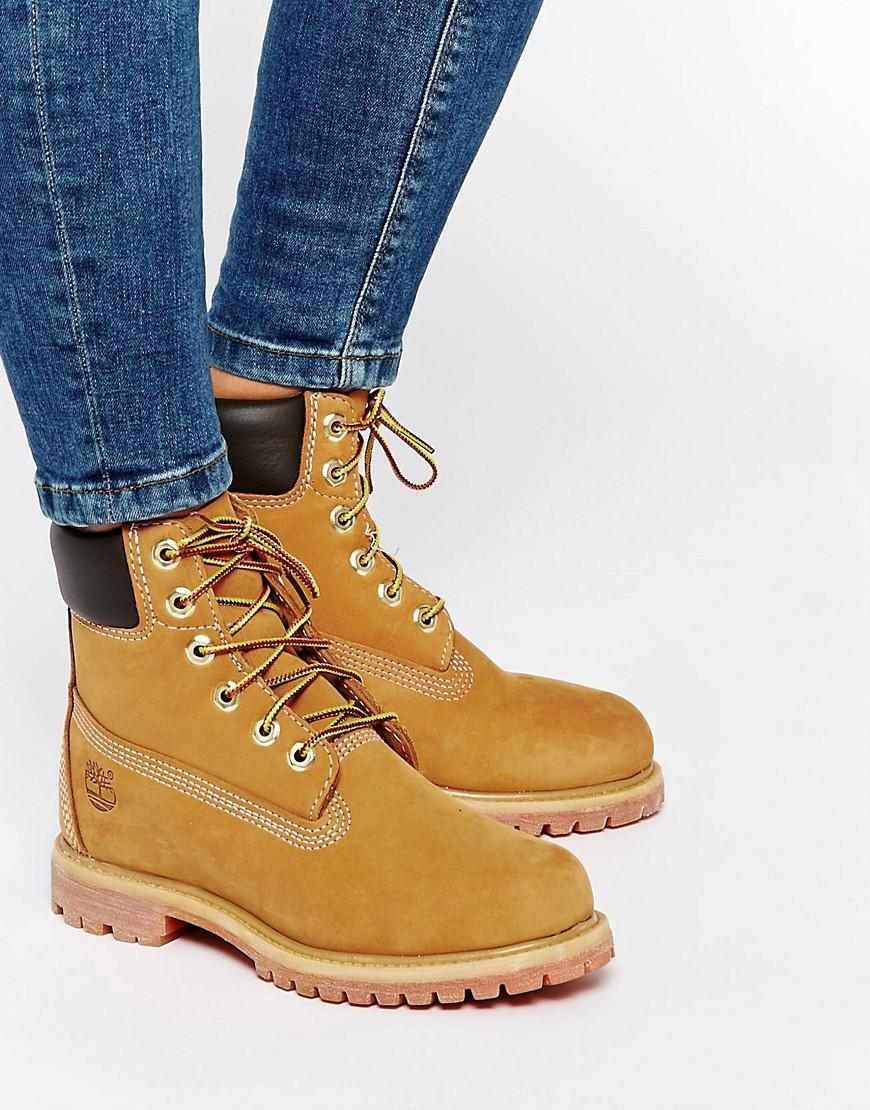 WP Premium 6In Lace-Up Boots Timberland lAWP5G2Jm
