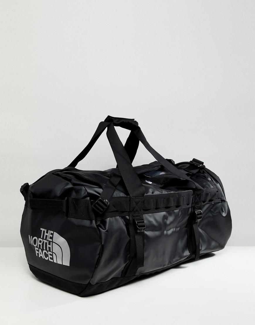 b0a6f8eb14c The North Face Base Camp Duffel Bag Medium 71 Litres In Black in ...