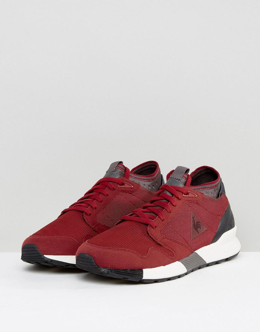LE COQ SPORTIF Alpha Craft 3 Low Top Lace-Up Trainers clearance clearance store free shipping low shipping cheap sale newest discount fake 6hXsOZv6G