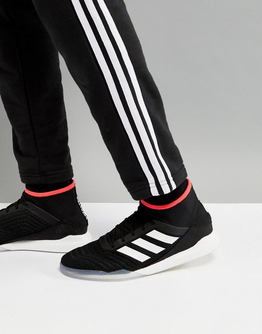 e94b78e7bb06 adidas Football Tango Predator 18.3 Trainers In Black Cp9297 in ...