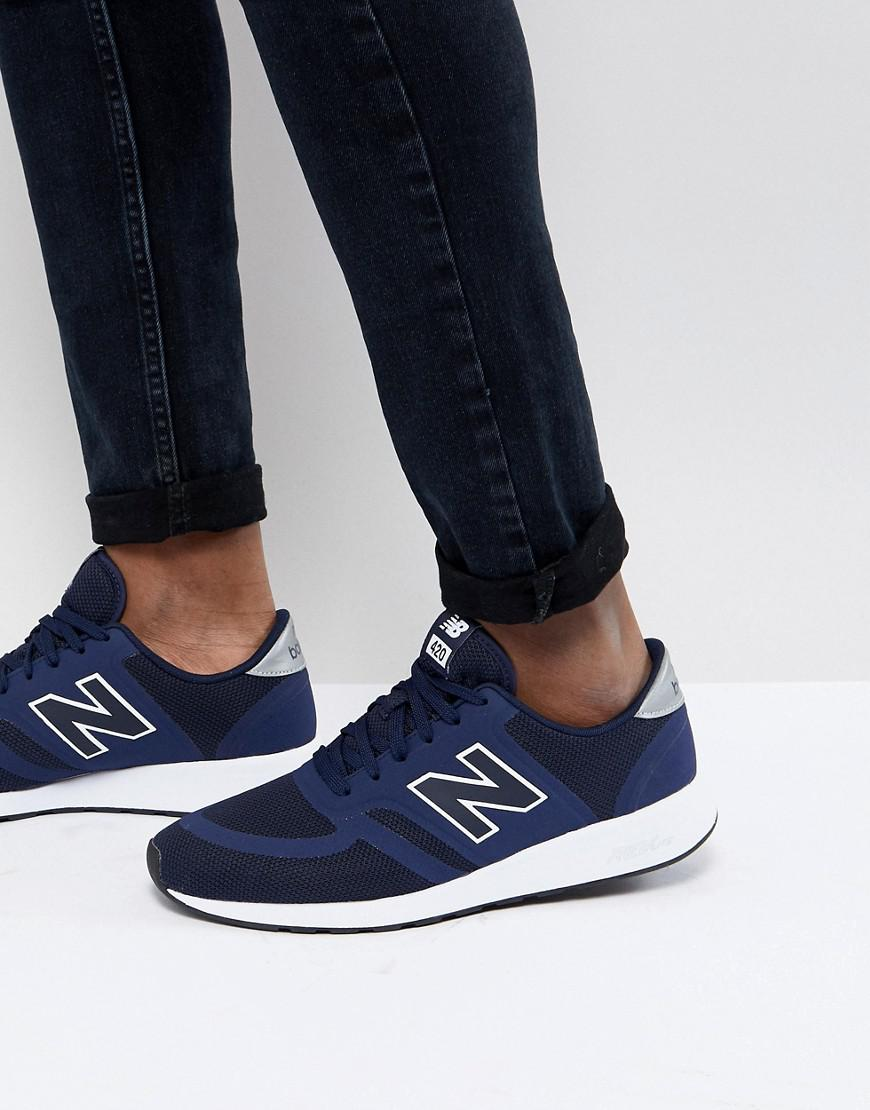 new balance 420 trainers men