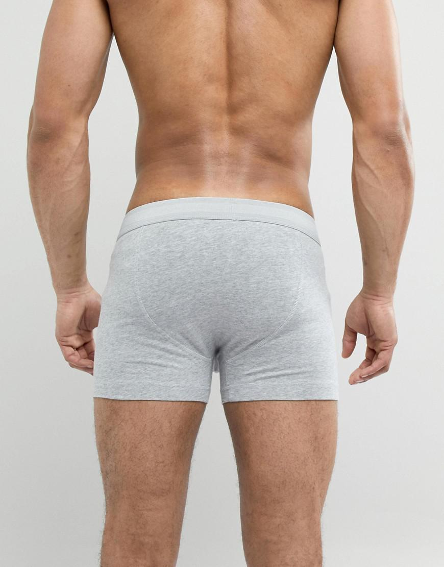 64560de397c28 French Connection 5 Pack Boxers in Gray for Men - Lyst