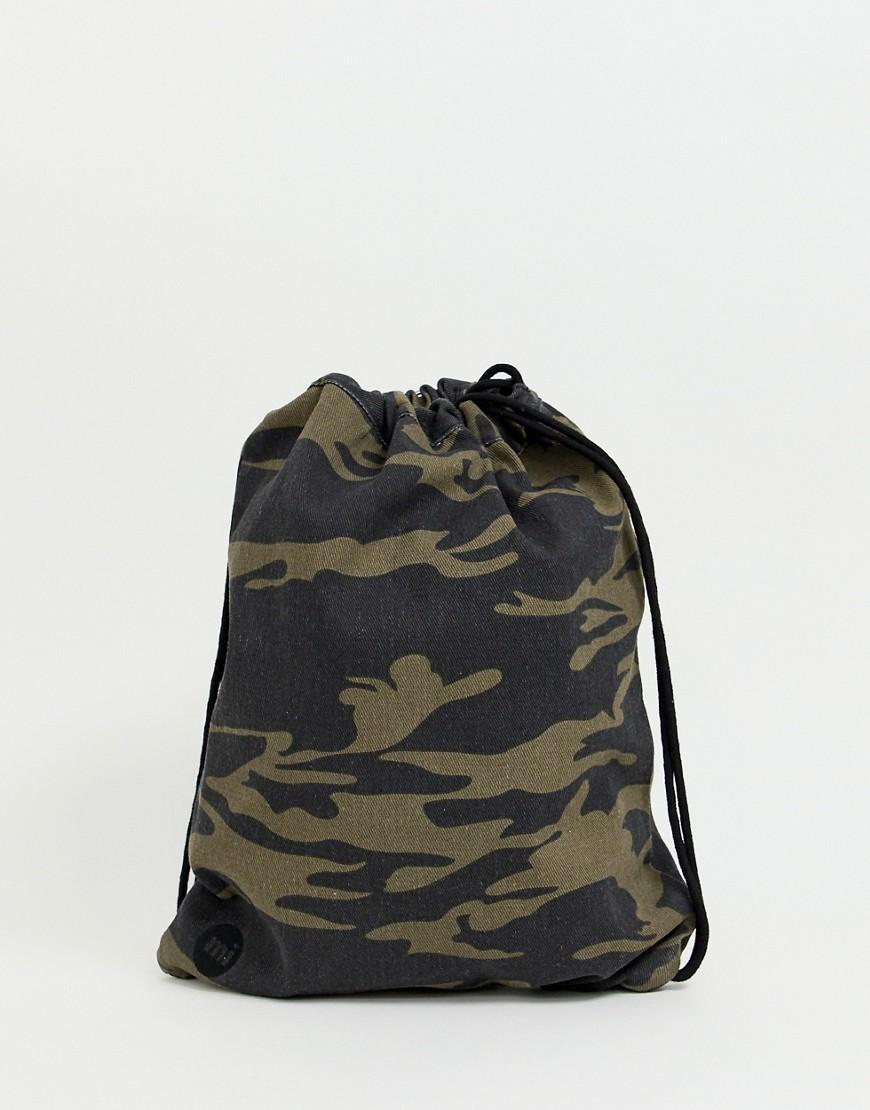 Mi-Pac Mi -pac Kit Bag In Camo in Green for Men - Lyst 3666eb5e8b37a