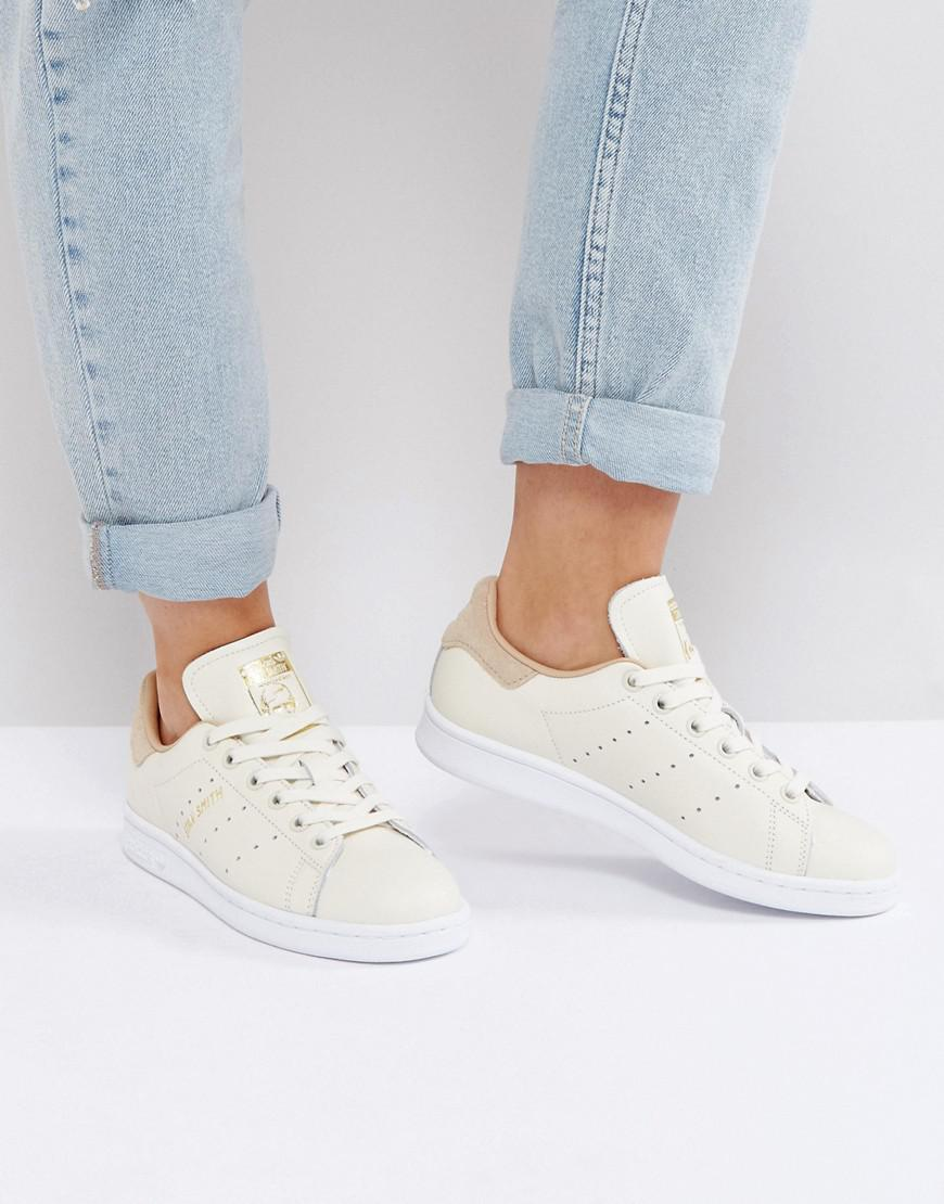 Samba Trainers In Off White With Faux Reptile Trim - White adidas Originals BR30dq3nz