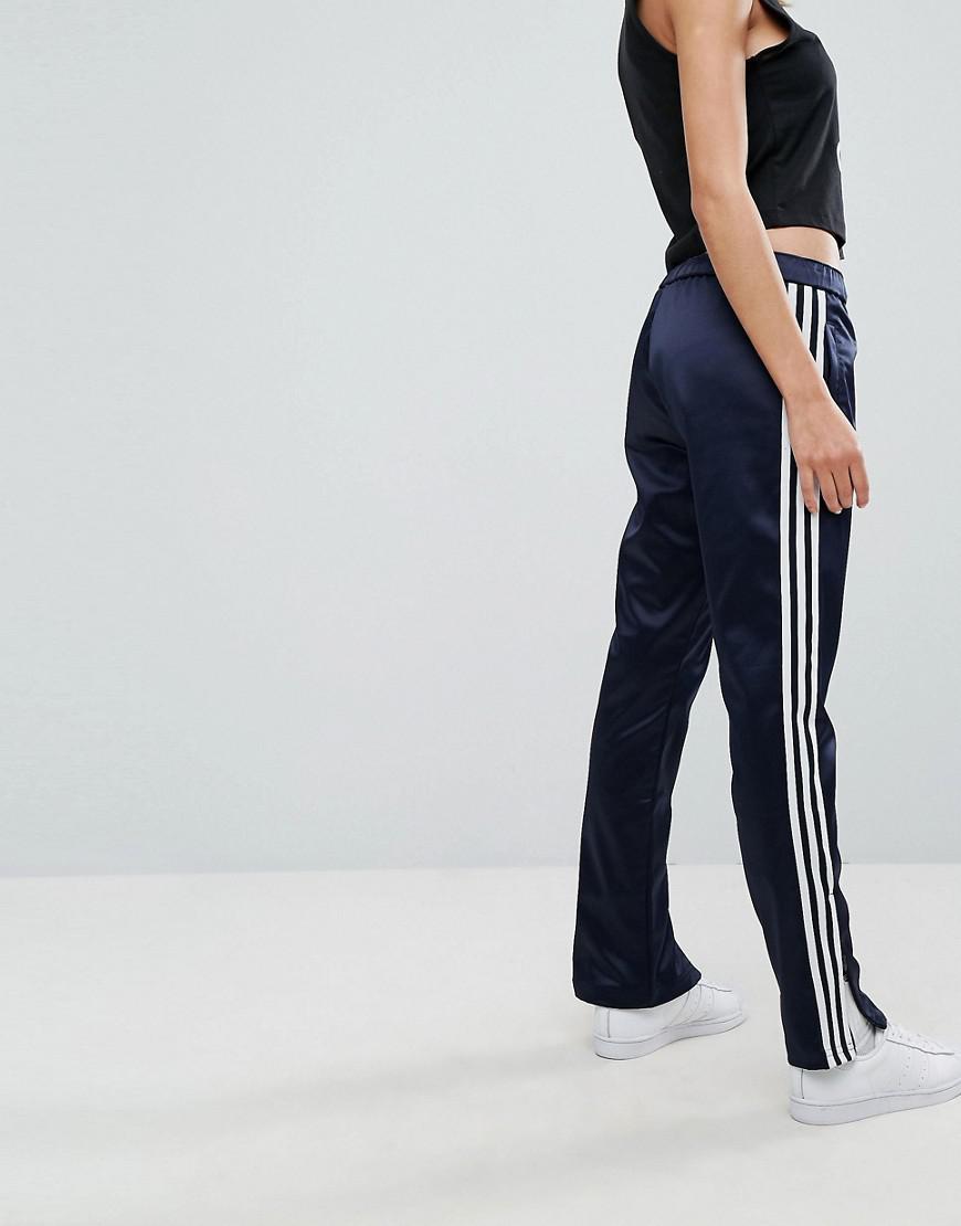 2f2e275224f adidas Originals Originals Europa Track Pant In Navy in Blue - Lyst