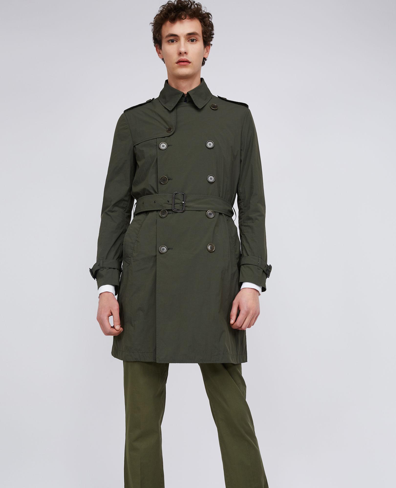 Aspesi. Men's Green Coat ...