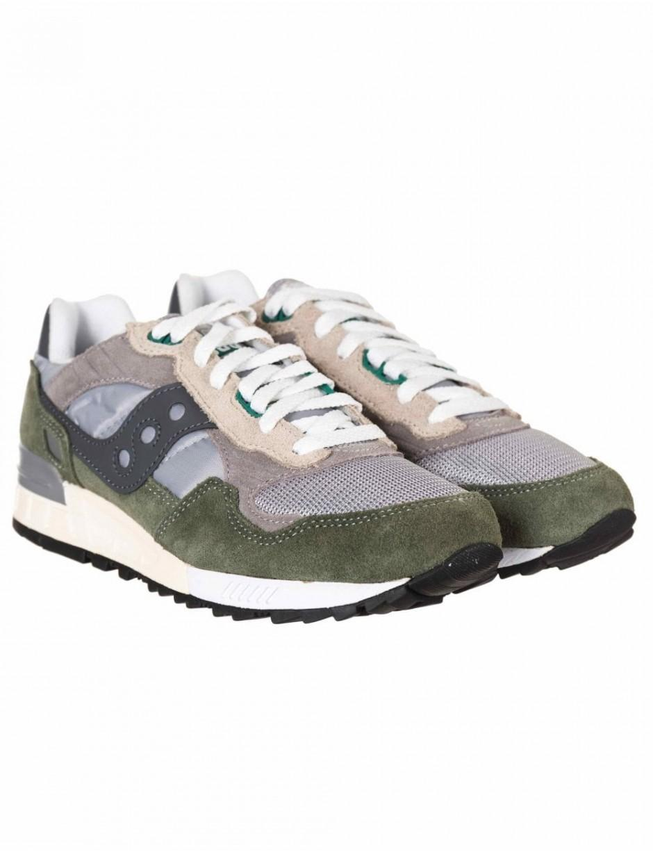 fd19625fd8a2 Lyst - Saucony Shadow 5000 Vintage Trainers in Gray for Men