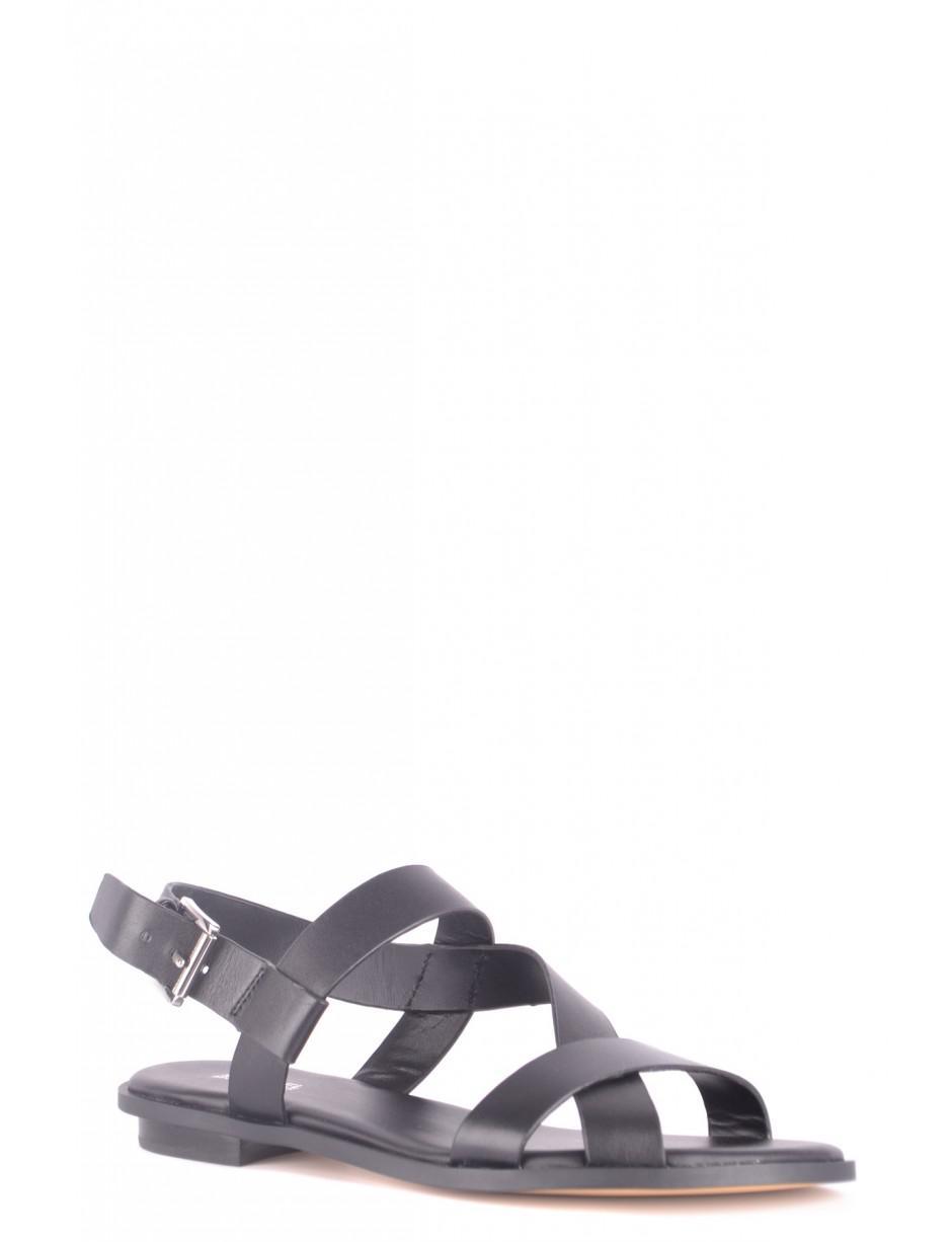 af1b3d1df515 Lyst - MICHAEL Michael Kors Sandals In Black in Black