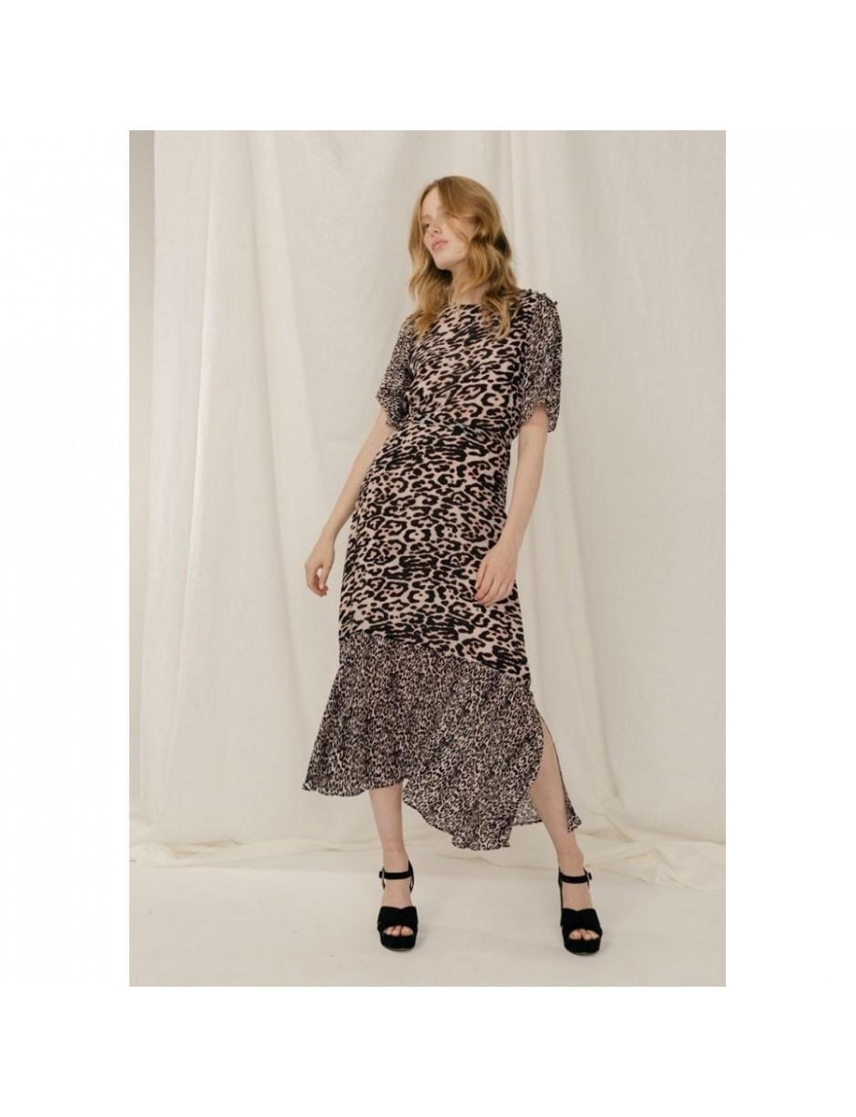 2e92d20aec930 Lily and Lionel. Women's Cougar Rae Dress In Natural