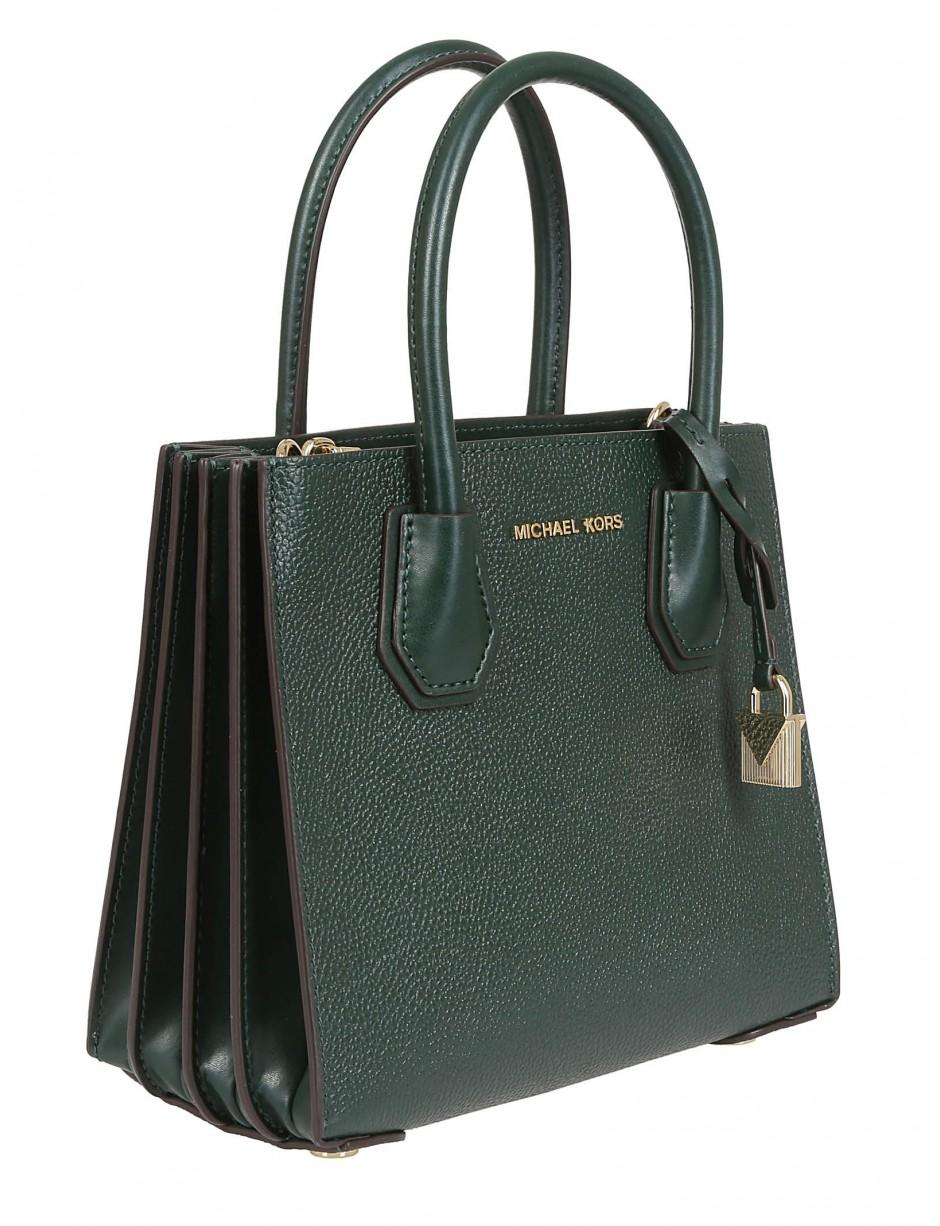 Lyst - MICHAEL Michael Kors Bag In Green in Green 642cf0a49e9e4