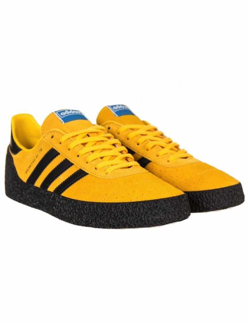 Lyst adidas Originals Montreal 76 Trainers in Black for Men
