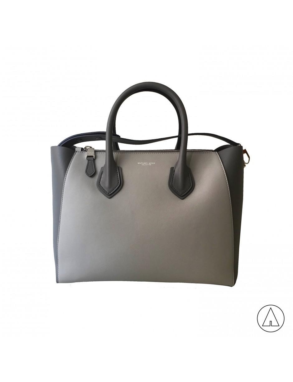903824befbc8 MICHAEL Michael Kors Michael Kors Collection Shoulder Bag In Grey in ...