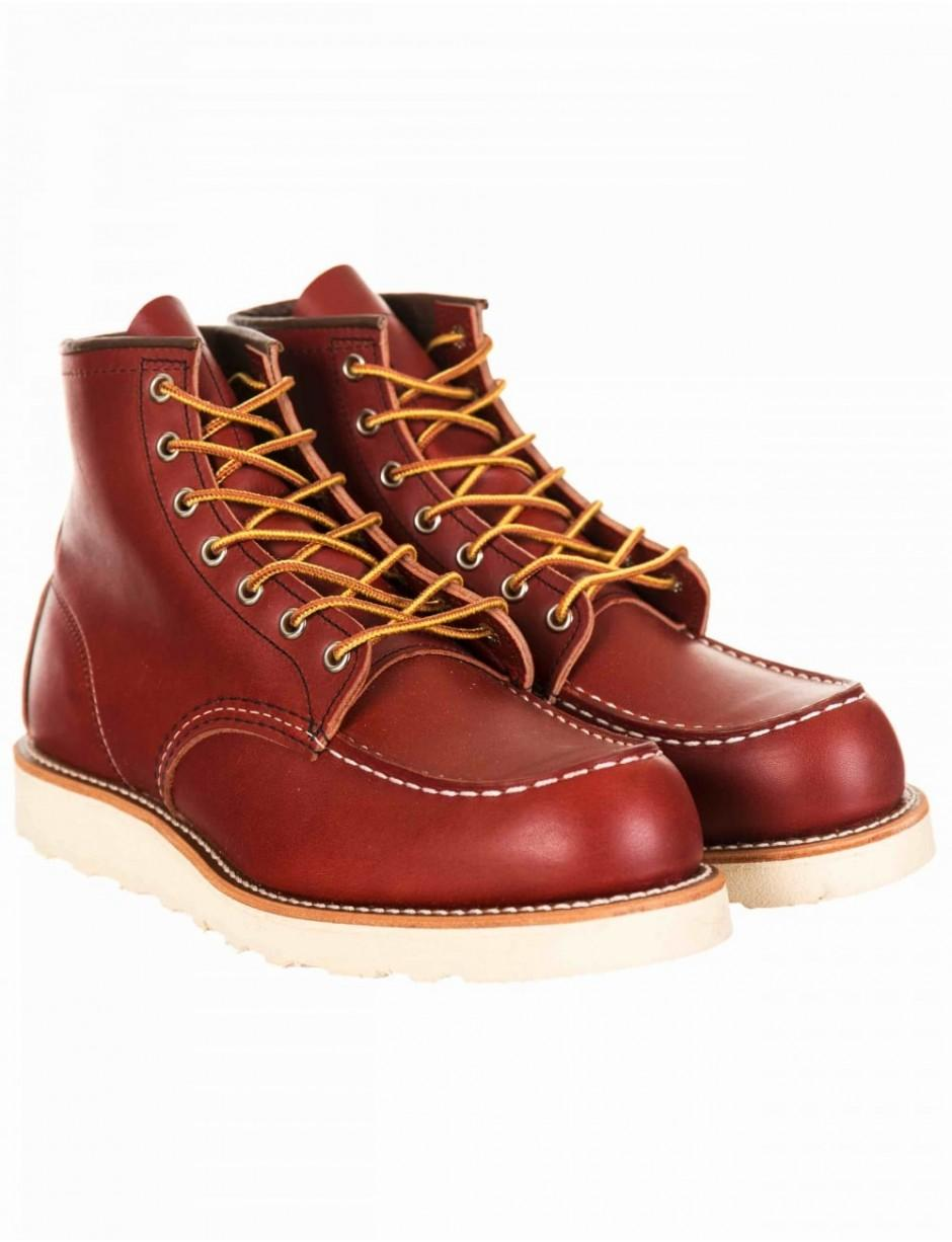 2974bee3cc1 Lyst - Red Wing 8131 Heritage Work 6