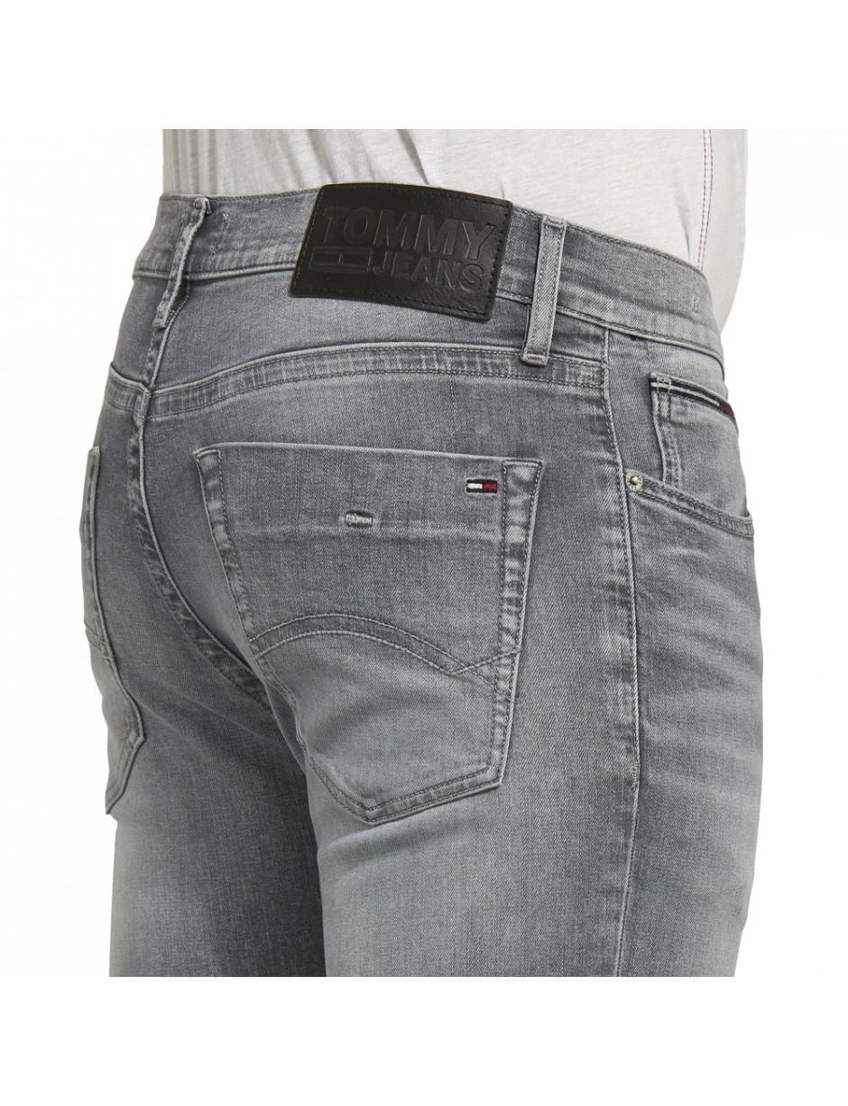 ca491f32 Tommy Hilfiger Tommy Jeans Slim Scanton Dynamic Grey Jeans in Gray for Men  - Save 16% - Lyst