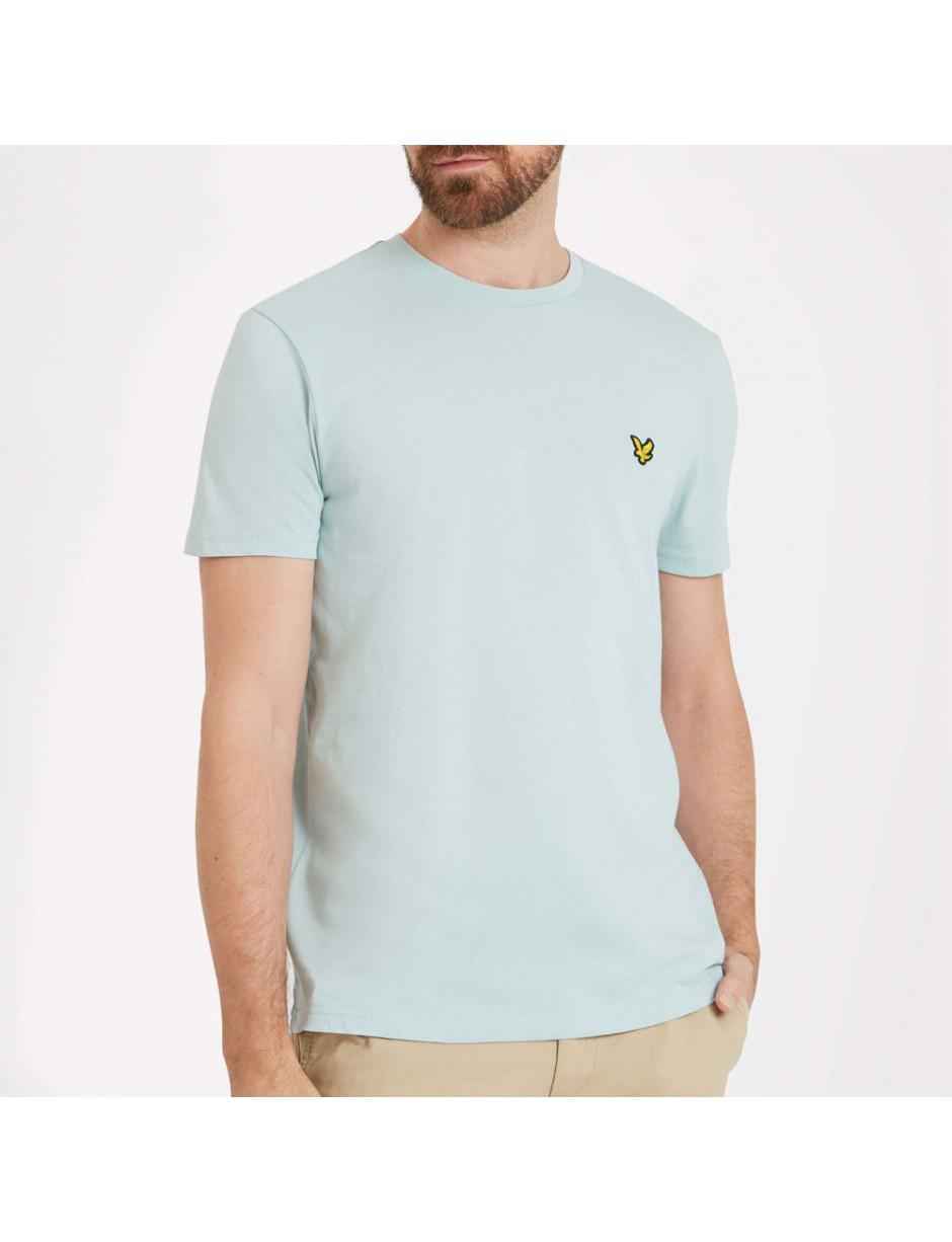 a9ac7f15a Lyst - Lyle & Scott Crew Neck T-shirt in Blue for Men - Save 24%