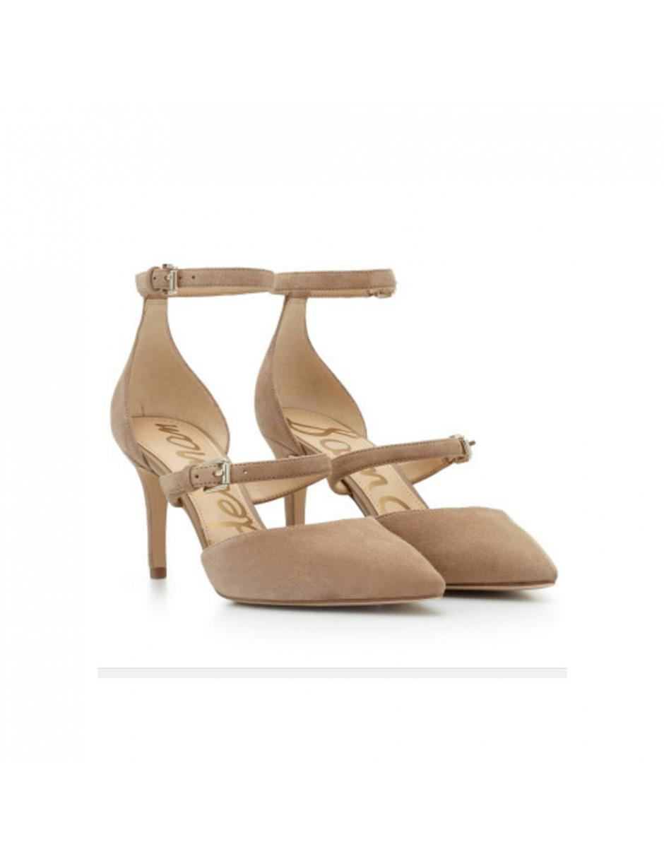 a70d39d4154e Sam Edelman Thea Strappy Heel in Metallic - Lyst