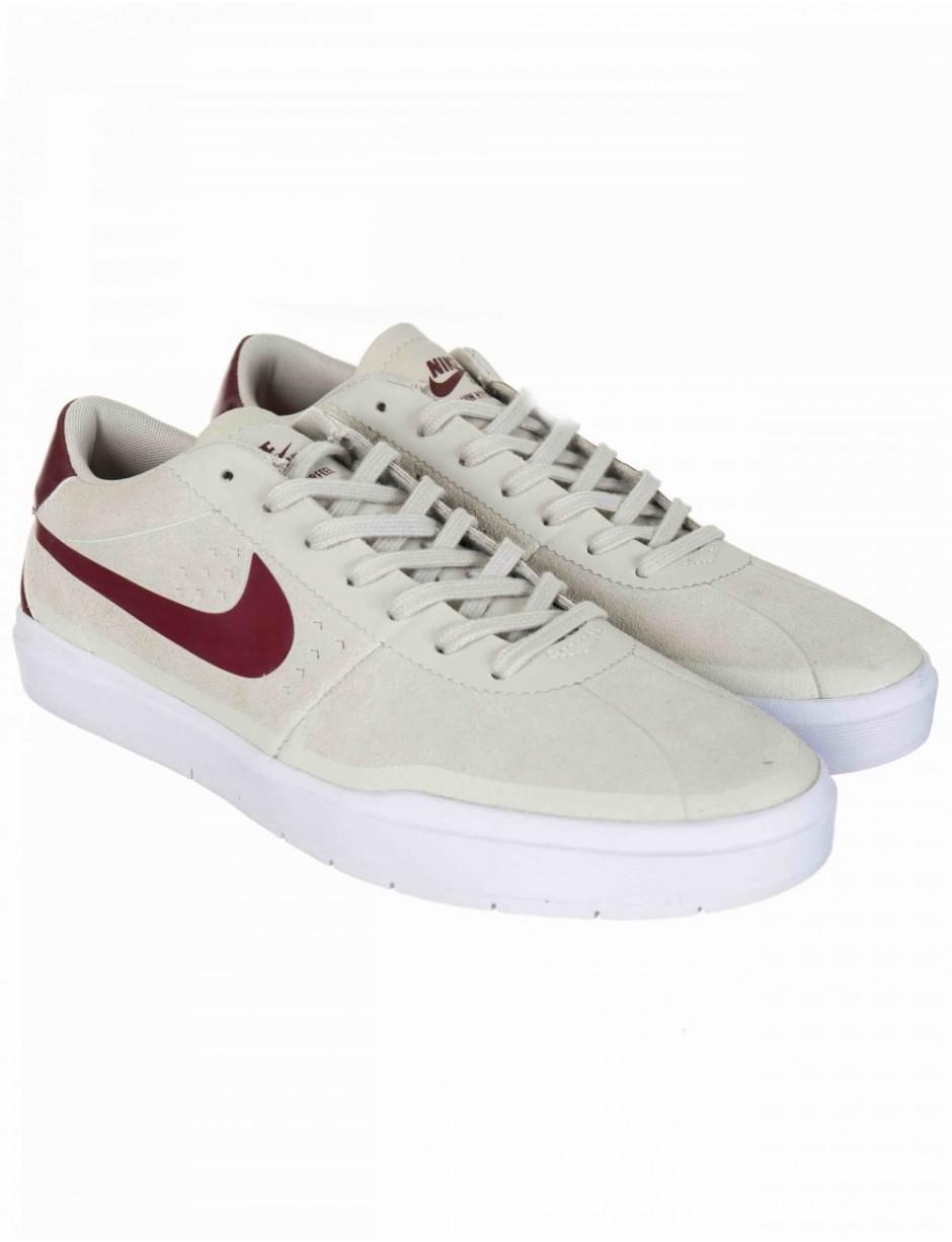 43b31ab82d4fd Nike Sb Bruin Hyperfeel Shoes in White for Men - Lyst