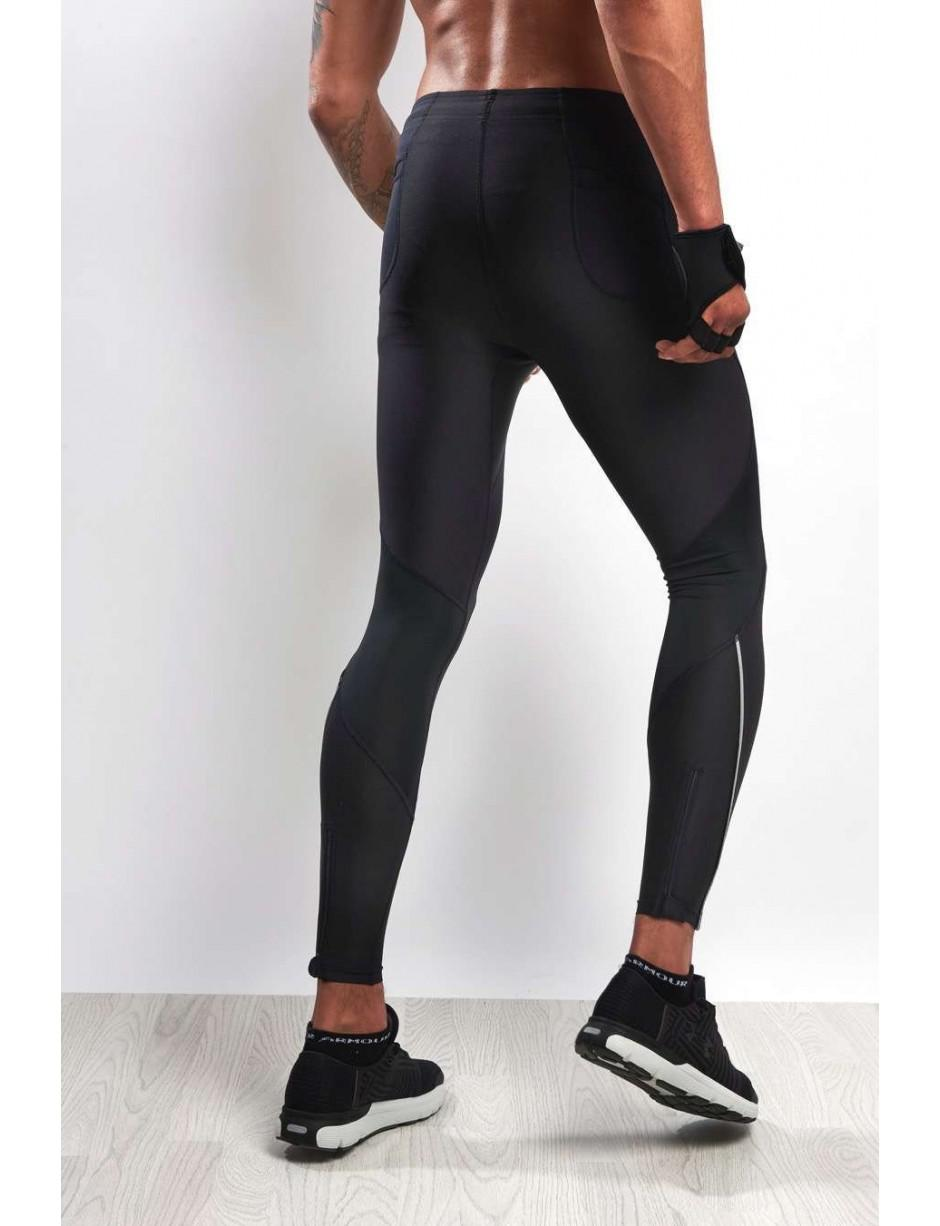 f1ea075762e11 Lyst - Under Armour Coolswitch Run Tights in Black for Men