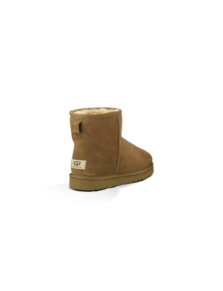 1fb42424aaa Lyst - UGG Mini Classic Chestnut Boot 40.5 in Brown for Men