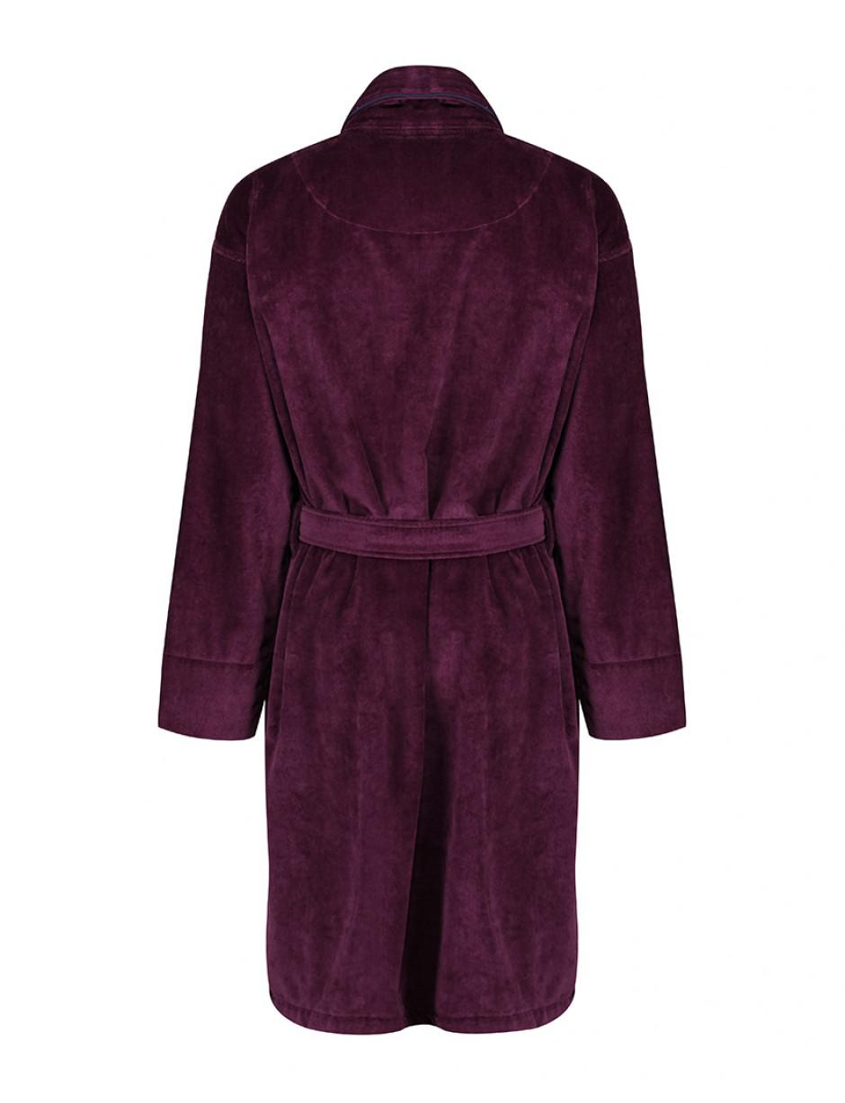 b09352896451fb Ted Baker Men s Dawlish Dressing Gown in Purple for Men - Lyst