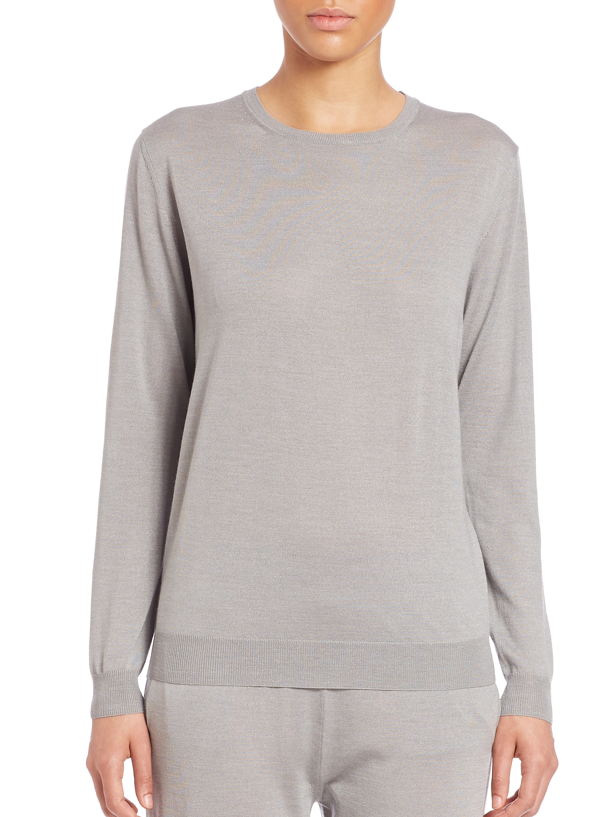 Buy Cheap Best Wholesale Round-neck wool sweater Stella McCartney Buy Cheap For Cheap Best Choice 68zPzj