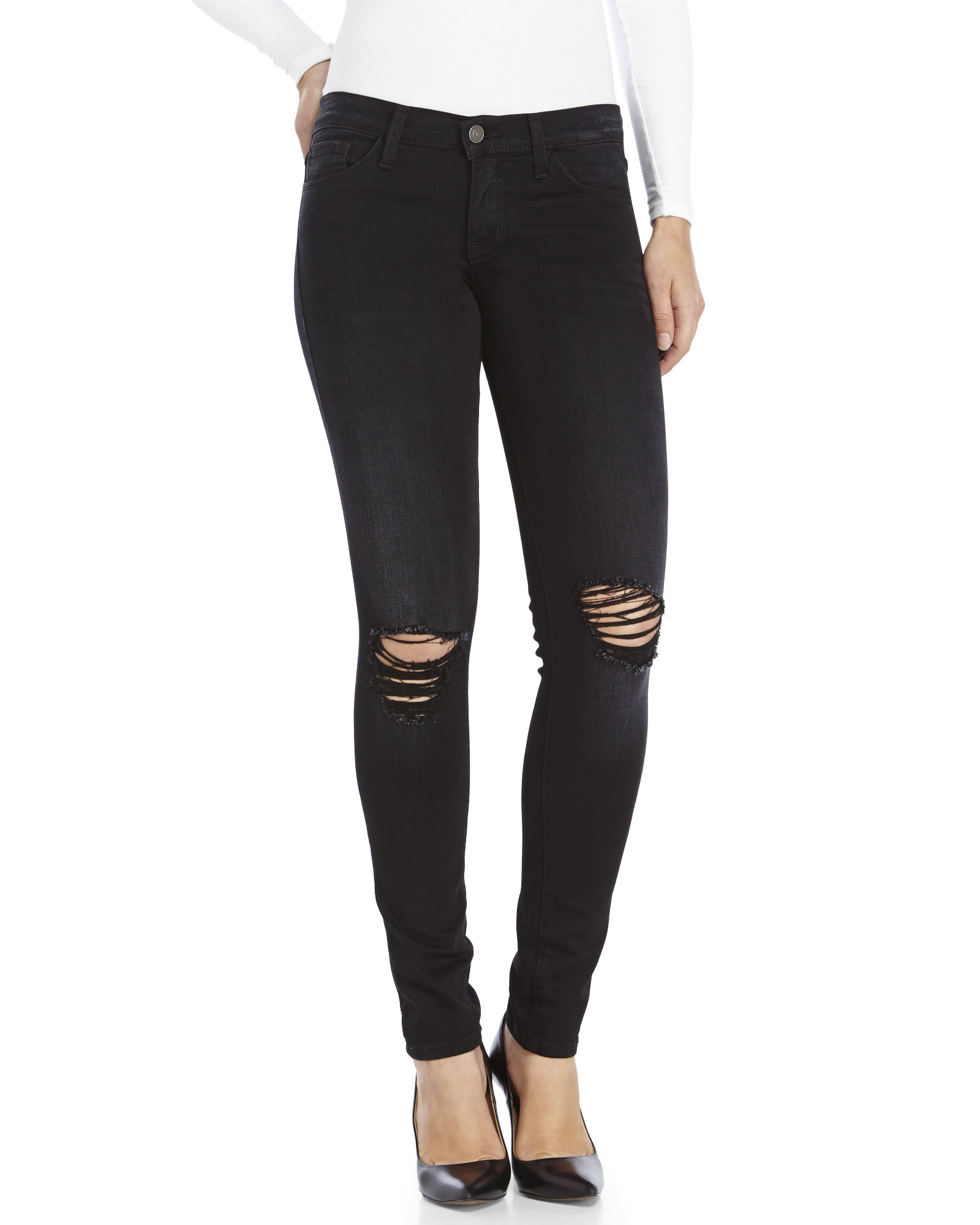 Free shipping and returns on Women's Black Wash Skinny Jeans at reformpan.gq