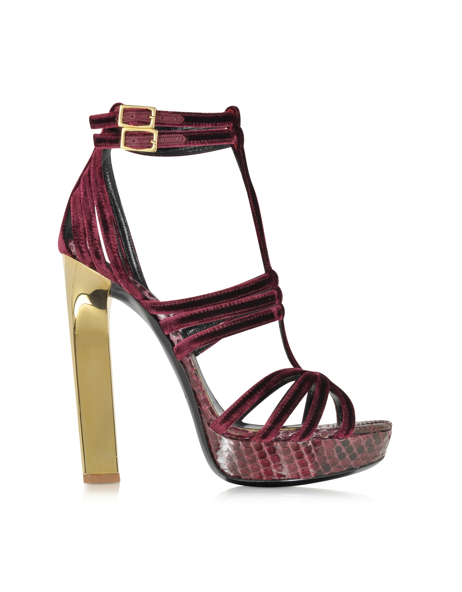 Emilio Pucci Python Sandals Clearance Pick A Best Cheap Sale Footaction Cheap Sale Free Shipping From China Sale Online Buy Cheap Professional TuDjaM