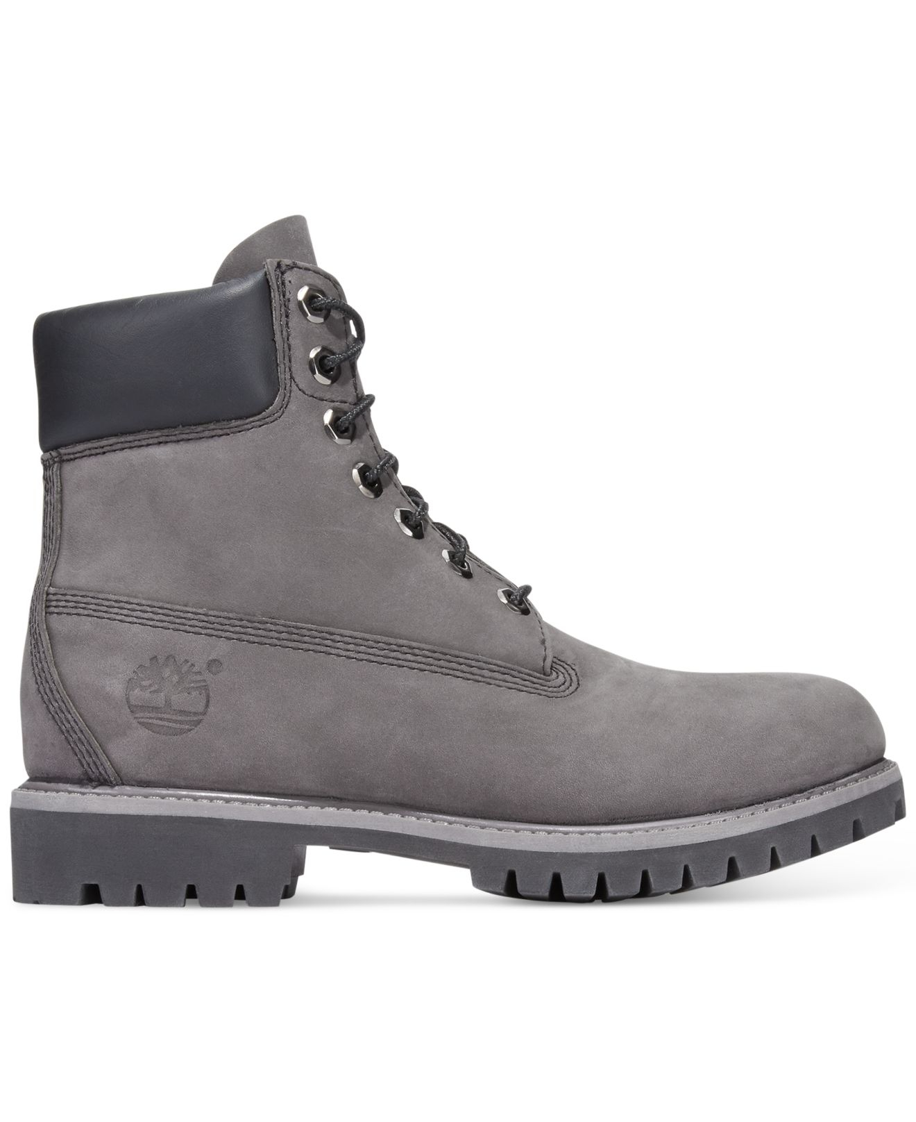 "Timberland Icon 6"" Premium Boots in Gray for Men 