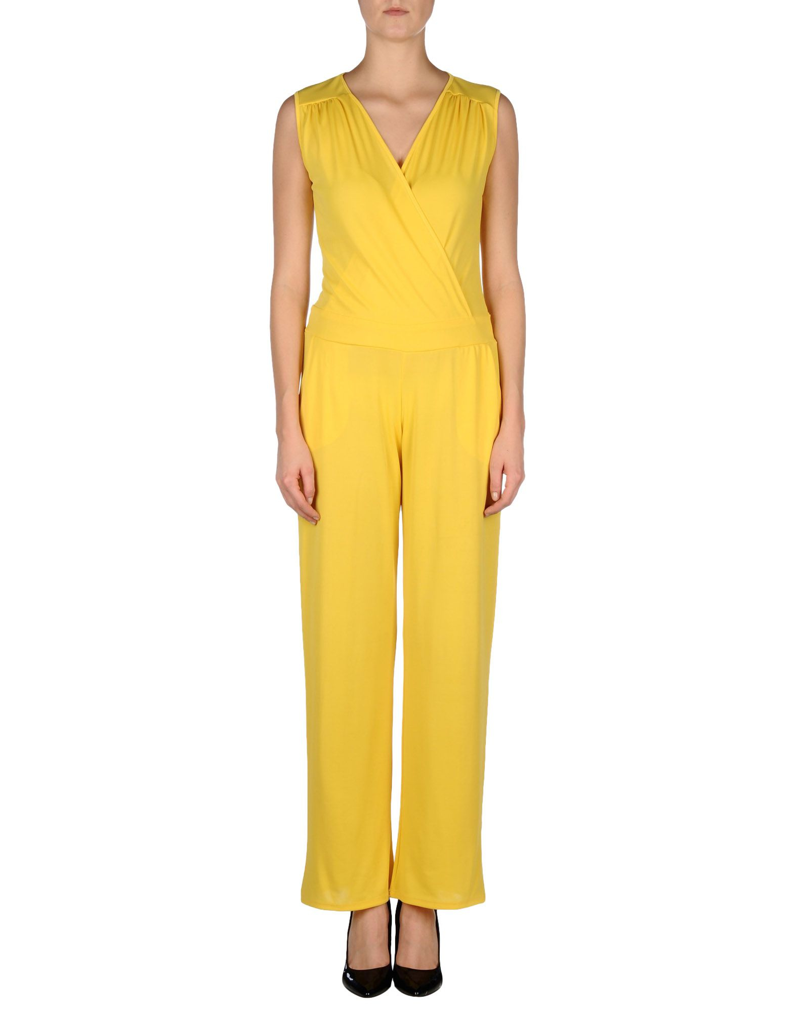 Original 17 Best Ideas About Yellow Jumpsuit On Pinterest  Jumpsuits Yellow