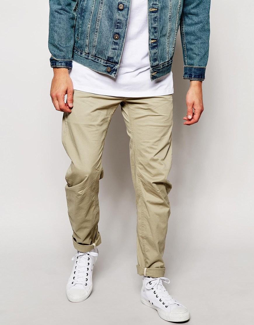 G-Star Men's Bronson 3D Slim Trousers