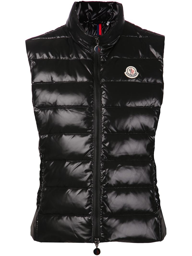 801698228 moncler ghany vest grey for sale