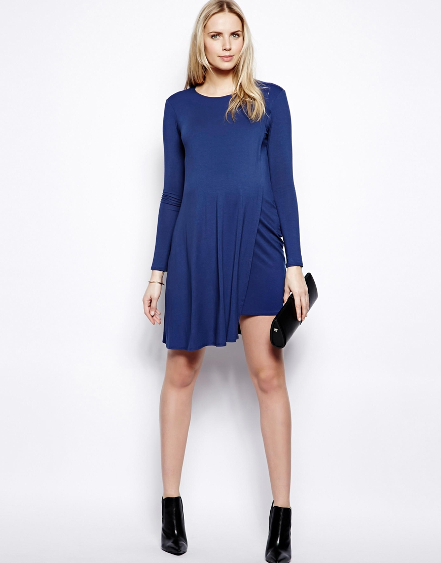 Free shipping and returns on Blue Long Sleeve Maternity Dresses at free-cabinetfile-downloaded.ga