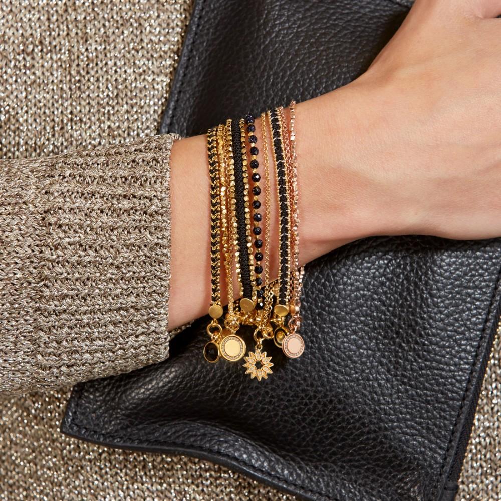 astley clarke sun friendship bracelet in black lyst
